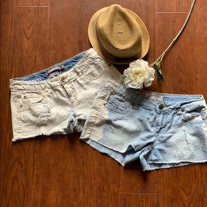 Pants - 🧜🏻♀️Bundle of 2 Mini Shorts